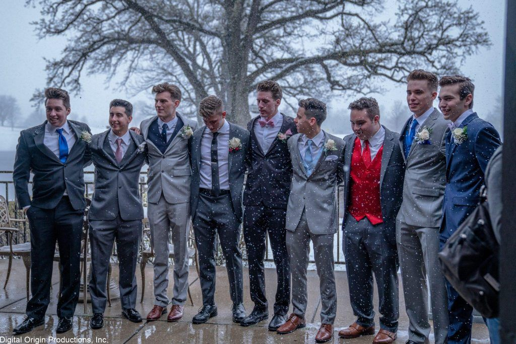 Hampshire High School Prom