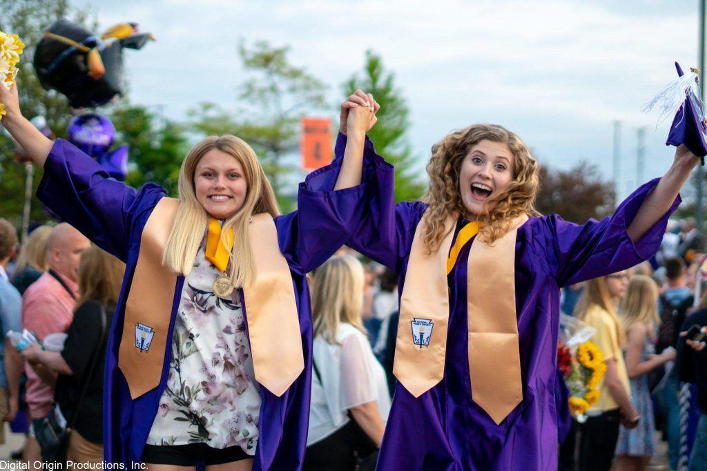 Hampshire High School Graduating Class Celebration